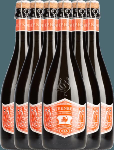 6er Vorteilspaket - Sparkling Sauvignon Blanc - Steenberg
