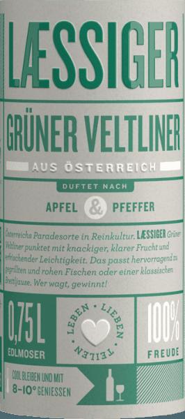 Grüner Veltliner 2019 - Laessiger von Laessiger