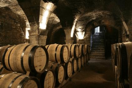 Der Domherren-Keller in Beaune