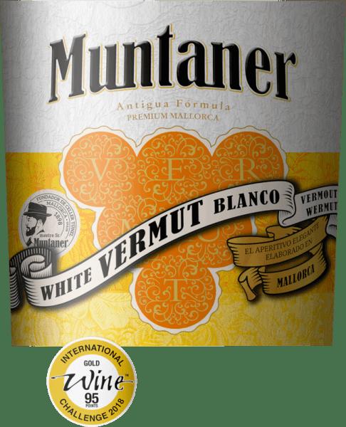 Vermut Blanco Mallorca - Muntaner von Muntaner