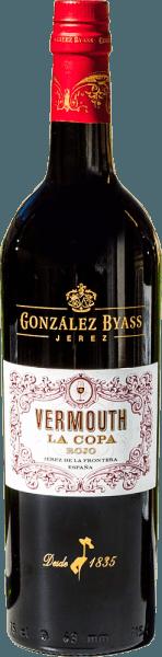 La Copa Rojo Vermouth - Gonzalez Byass
