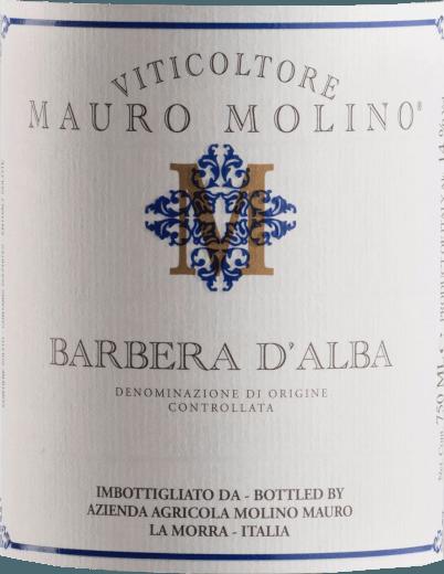 Barbera d'Alba DOC 2019 - Mauro Molino von Mauro Molino