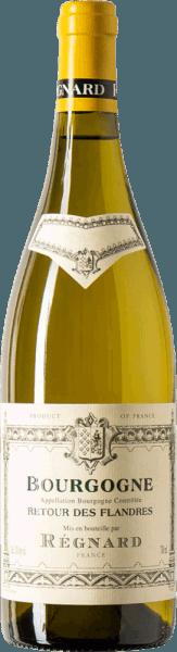 Retour des Flandres Blanc Bourgogne AOC 2018 - Maison Régnard
