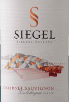 Vorschau: Special Reserve Cabernet Sauvignon 2018 - Viña Siegel