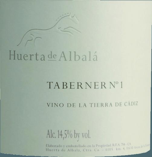 Taberner No 1 2013 - Huerta de Albalá von Huerta de Albalá