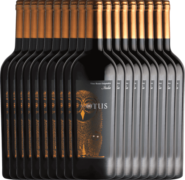 18er Vorteils-Weinpaket - Asio Otus Vino Varietale d'Italia - Mondo del Vino