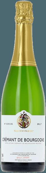 Crémant de Bourgogne Tasteviné Brut - Caves Bailly-Lapierre