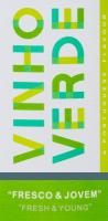 Vorschau: Fresh & Young Vinho Verde DOC 2020 - Casa de Vila Nova