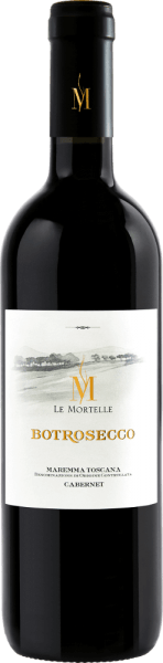 Botrosecco Maremma Toscana DOC 2017 - Le Mortelle von Le Mortelle (Antinori)
