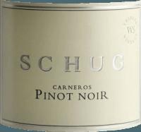 Vorschau: Pinot Noir Carneros 2017 - Schug Winery