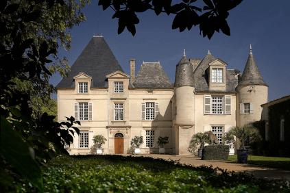 Das Château Haut-Brion