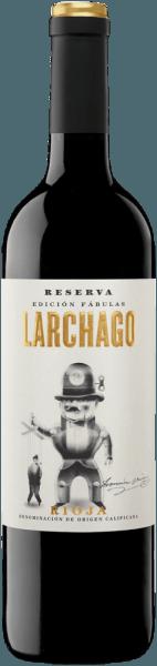 Fábulas de Larchago Reserva Rioja DOCa 2012 - Familia Chávarri