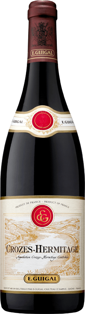 Crozes Hermitage Rouge 2009 - E. Guigal
