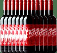 12-pack - Red organic mulled wine - Heißer Hirsch