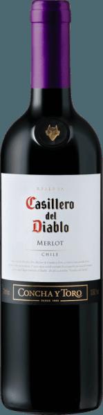Casillero del Diablo Merlot 2019 - Concha y Toro