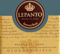 Vorschau: Lepanto Solera Gran Reserva O.V. in GP 0,7 l - Gonzalez Byass
