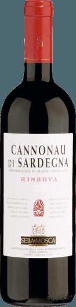 Cannonau di Sardegna Riserva DOC 2017 - Sella & Mosca von Sella & Mosca
