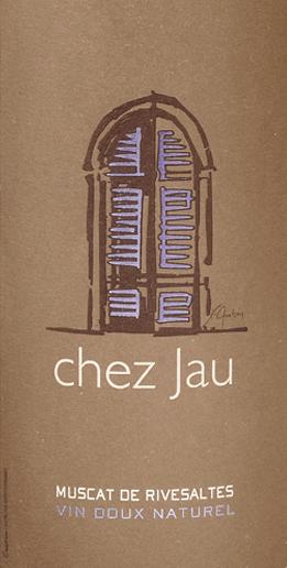 Chez Jau Muscat de Rivesaltes 0,5 l 2019 - Château de Jau von Château de Jau
