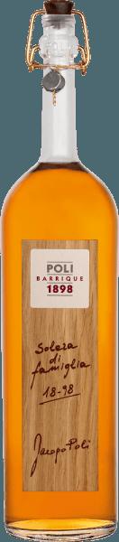 Poli Barrique Solera di famiglia Grappa in GP - Jacopo Poli