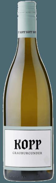Der Grauburgunder vom Weingut Kopp leuchtet im Glas in einem intensiven Gelb und begeistert mit seinen feinwürzigen Aromen. Dieser badische Weißwein zeigt sich am Gaumen mit einer angenehmen Säure und geht animierend und saftig in seinen langen Abgang. Speiseempfehlung für den Kopp Grauburgunder Genießen Sie diesen trockenen Weißwein zu gebratenem Fisch, Kalbfleisch, Hase oder Gerichten mit Pilzen.