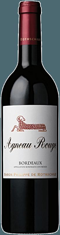 Baron Philippe de Rothschild SA Agneau Rouge Bordeaux AOC 2014 - Baron Philippe de Rothschild S.A.