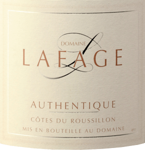 Cuvée Authentique Rouge AOC 2018 - Domaine Lafage von Domaine Lafage