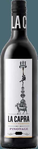 La Capra Pinotage 2018 - Fairview Wines