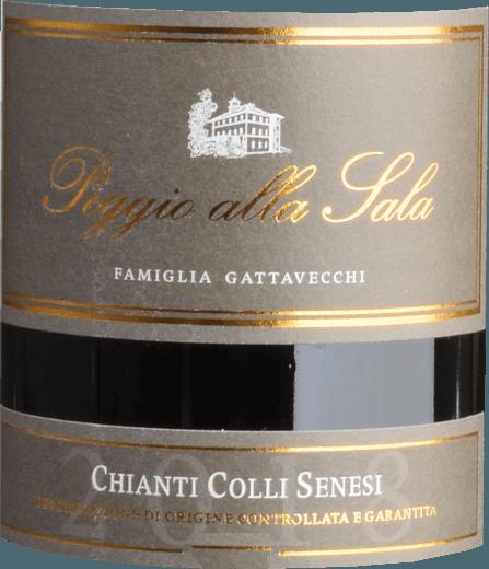 Chianti Colli Senesi DOCG 2018 - Poggio alla Sala von Poggio alla Sala