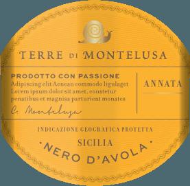 Nero d'Avola Terre Siciliane IGP 2019 - Terre di Montelusa von Terre di Montelusa