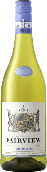 Estate Range Chenin Blanc 2020 - Fairview Wines