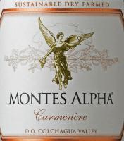 Vorschau: Montes Alpha Carmenère 2019 - Montes