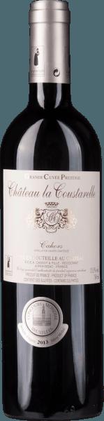 Cahors Grande Cuvée Prestige 2015 - Château la Coustarelle