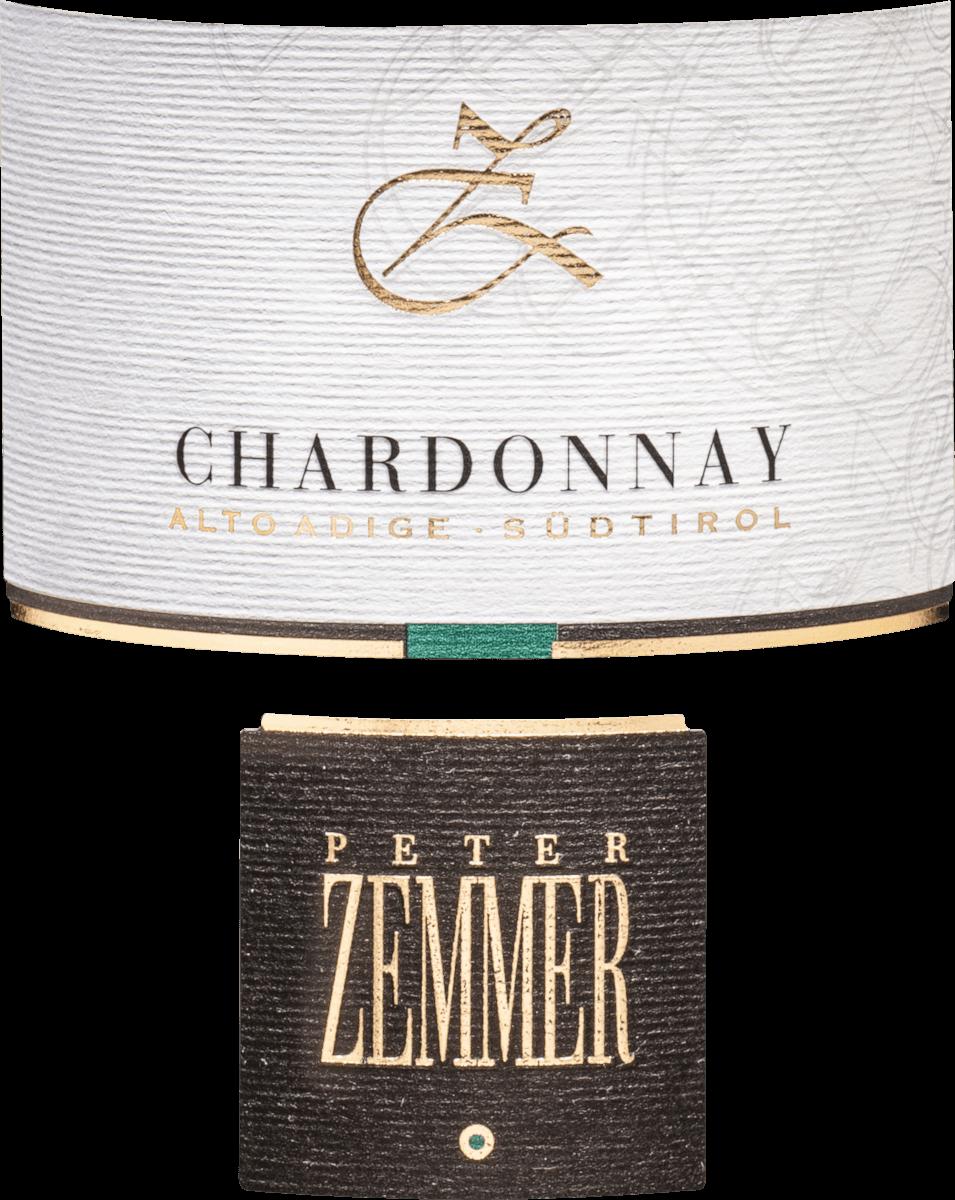 Chardonnay Südtirol DOC - Peter Zemmer