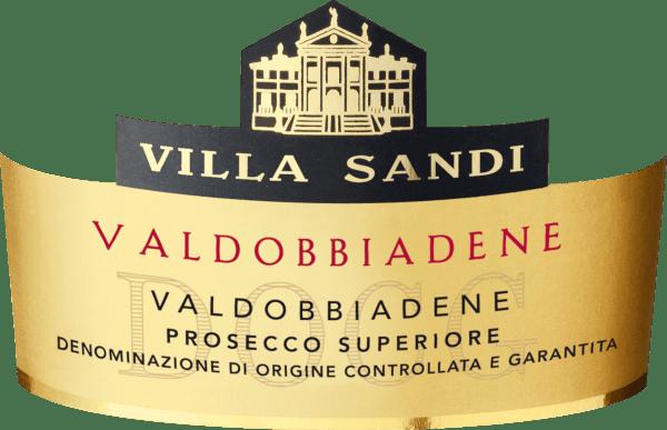 Prosecco Superiore Valdobbiadene Spumante Extra Dry DOCG 3,0 l Jeroboam - Villa Sandi von Villa Sandi