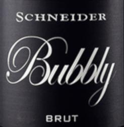 Bubbly Brut Sekt 2016 - Markus Schneider von Weingut Markus Schneider