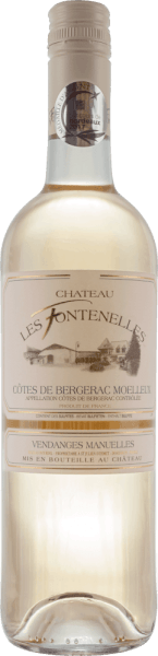Côtes de Bergerac Moelleux 2018 - Château les Fontenelles von Château les Fontenelles