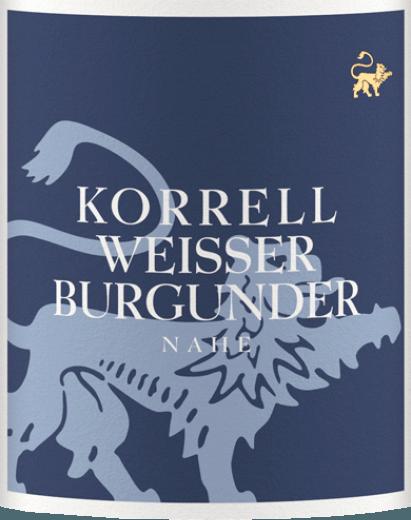 Weißburgunder trocken 2018 - Weingut Korrell von Weingut Korrell Johanneshof