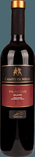 Primitivo Salento 2019 - Casato di Melzi