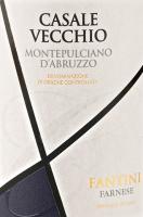 Vorschau: Casale Vecchio Montepulciano d'Abruzzo DOC 2019 - Farnese Vini