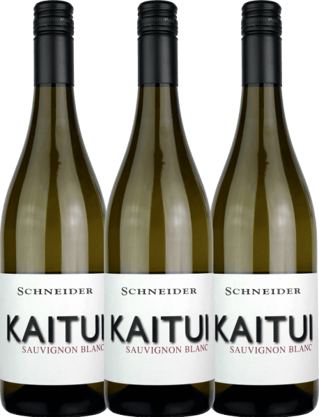 3er Vorteils-Weinpaket - Kaitui Sauvignon Blanc 2020 - Markus Schneider