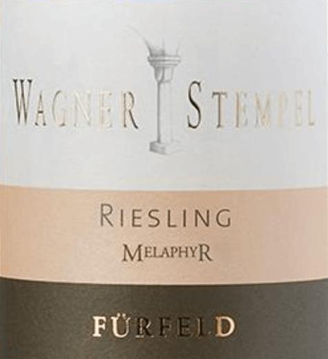 Fürfeld Riesling Melaphyr 2016 - Wagner-Stempel von Wagner-Stempel