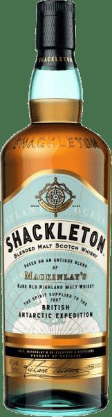 Shackleton Blended Malt Whisky - Mackinlay von Charles Mackinlay & Co