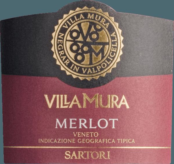 Villa Mura Merlot Veneto IGT 1,0 l 2018 - Sartori di Verona von Casa Vinicola Sartori di Verona