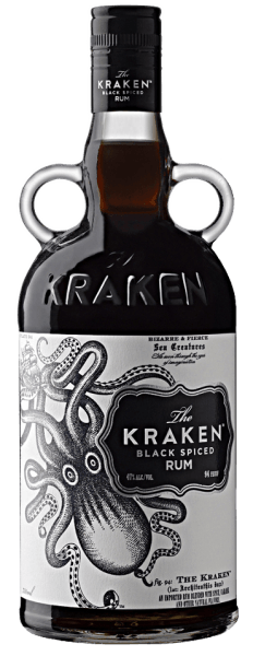 The Kraken Black Spiced Rum - Kraken Rum Company von The Kraken