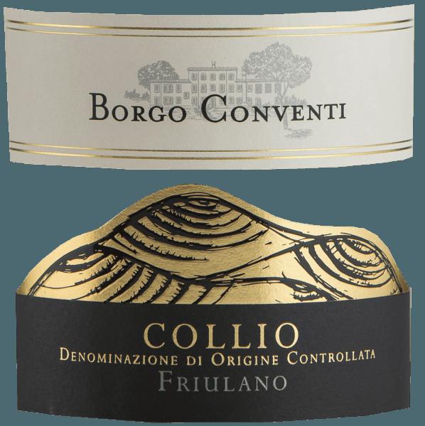 Friulano Collio DOC 2018 - Conventi von Borgo Conventi