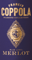 Vorschau: Diamond Collection Blue Label Merlot 2017 - Francis Ford Coppola Winery