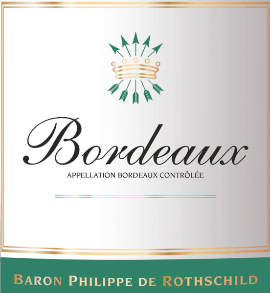 Bordeaux Blanc AOC 2019 - Baron Phillippe de Rothschild von Baron Philippe de Rothschild SA