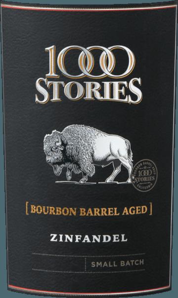 1000 Stories Zinfandel 2017 - Fetzer von Fetzer Vineyards Weine