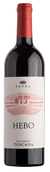 Hebo Suvereto DOCG 2019 - Petra