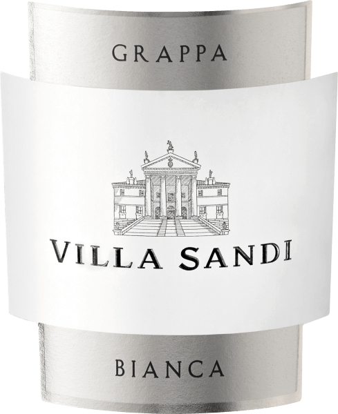 Der weiße, klassische Grappa Bianca Superiore von Villa Sandi zeigt sich kristallklar im Glas. In der Nase sehr fein und dennoch intensiv und angenehm, erfreut er mit einem eleganten Aroma. Im Mund entfaltet sich sein weicher, harmonischer, eleganter und runder Geschmack. Abgefüllt wurde er einer schönen und individualisierten Bordeauxflasche mit Villa Sandi-Relief.